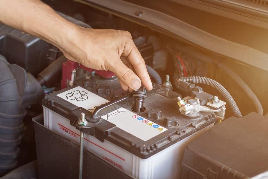 Substitució de bateries