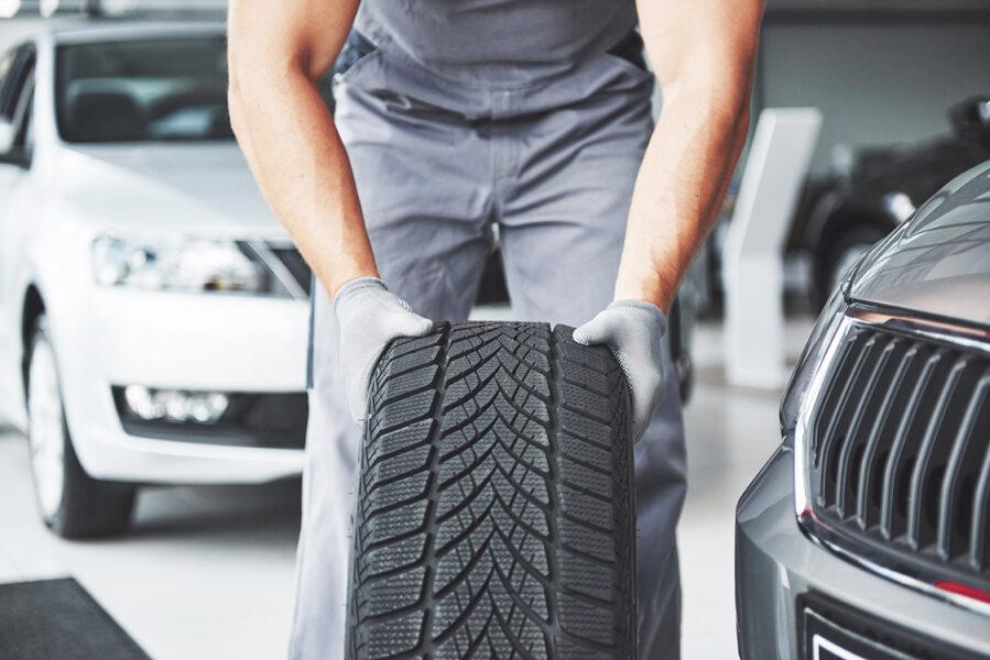 La importància de tenir els pneumàtics en bon estat.